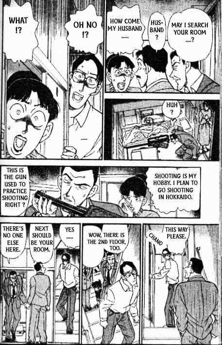 Detective Conan Chapter 216  Online Free Manga Read Image 9