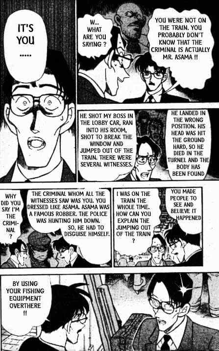 Detective Conan Chapter 218  Online Free Manga Read Image 11
