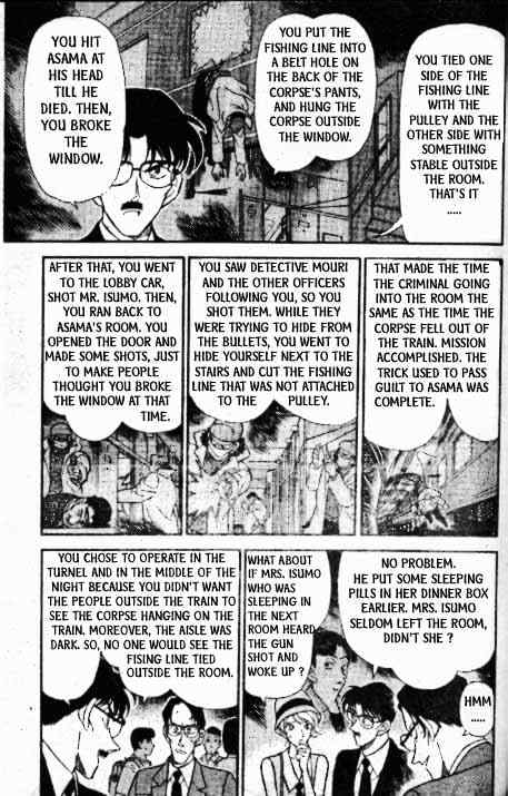 Detective Conan Chapter 218  Online Free Manga Read Image 12