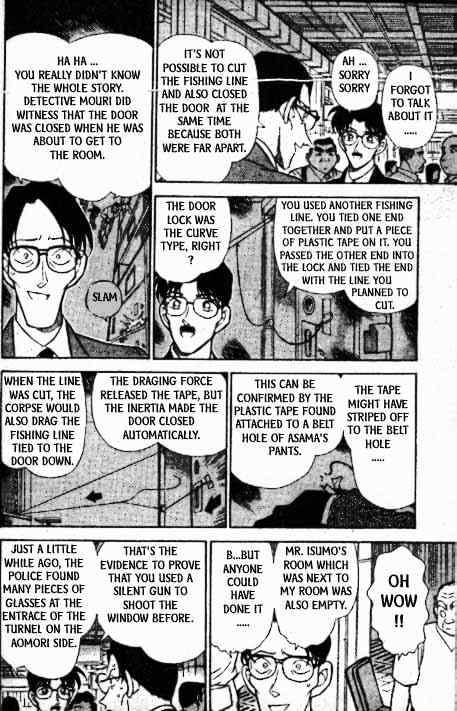 Detective Conan Chapter 218  Online Free Manga Read Image 13