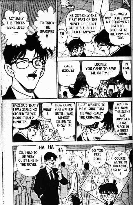 Detective Conan Chapter 218  Online Free Manga Read Image 18