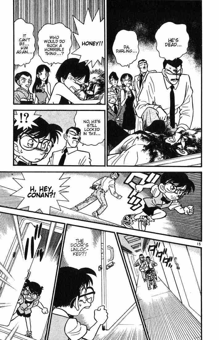 Detective Conan Chapter 22  Online Free Manga Read Image 15