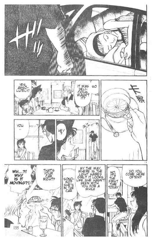 Detective Conan Chapter 220  Online Free Manga Read Image 13