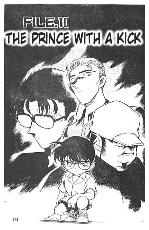 Detective Conan Chapter 221  Online Free Manga Read Image 1