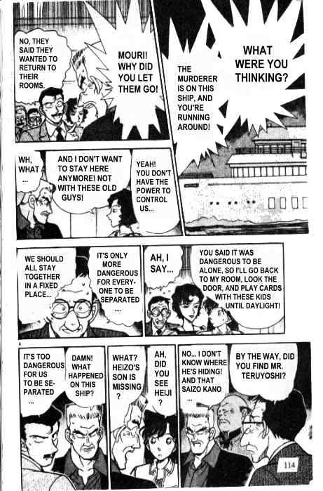 Detective Conan Chapter 228  Online Free Manga Read Image 8