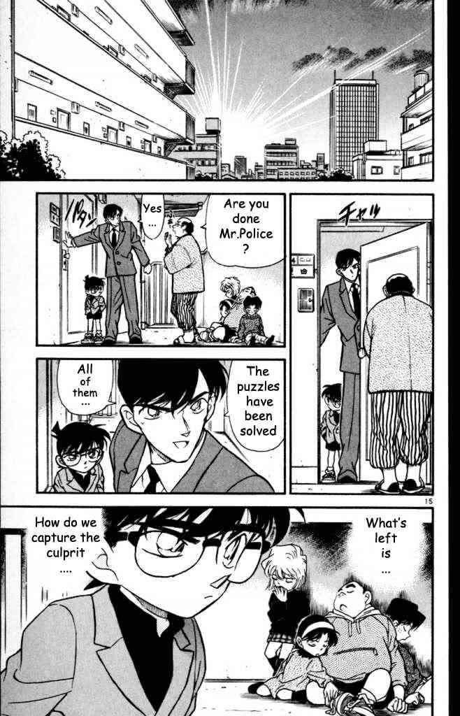 Detective Conan Chapter 232  Online Free Manga Read Image 15