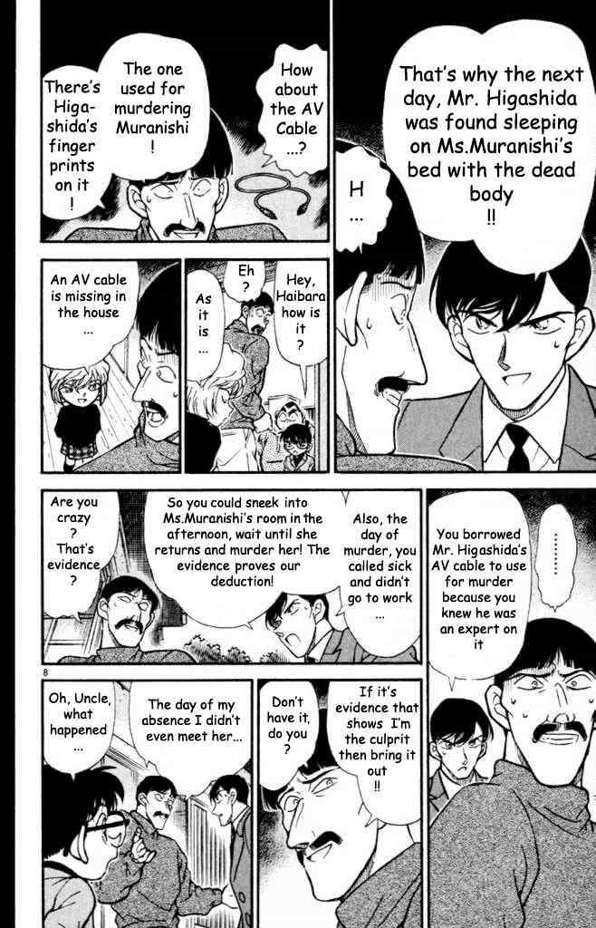 Detective Conan Chapter 233  Online Free Manga Read Image 8