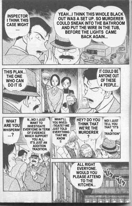 Detective Conan Chapter 235  Online Free Manga Read Image 11