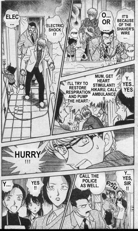 Detective Conan Chapter 235  Online Free Manga Read Image 3