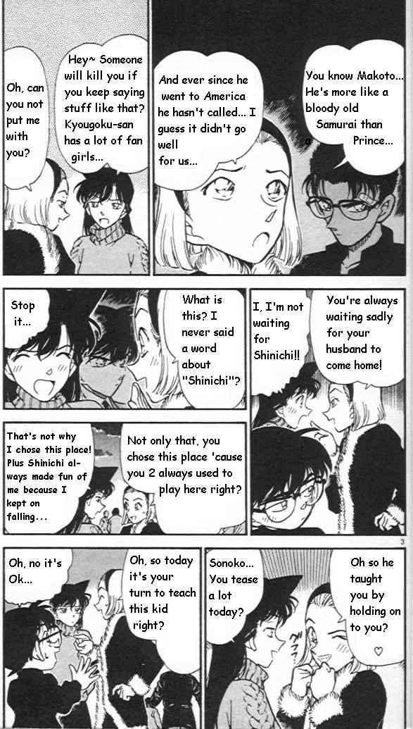 Detective Conan Chapter 243  Online Free Manga Read Image 3