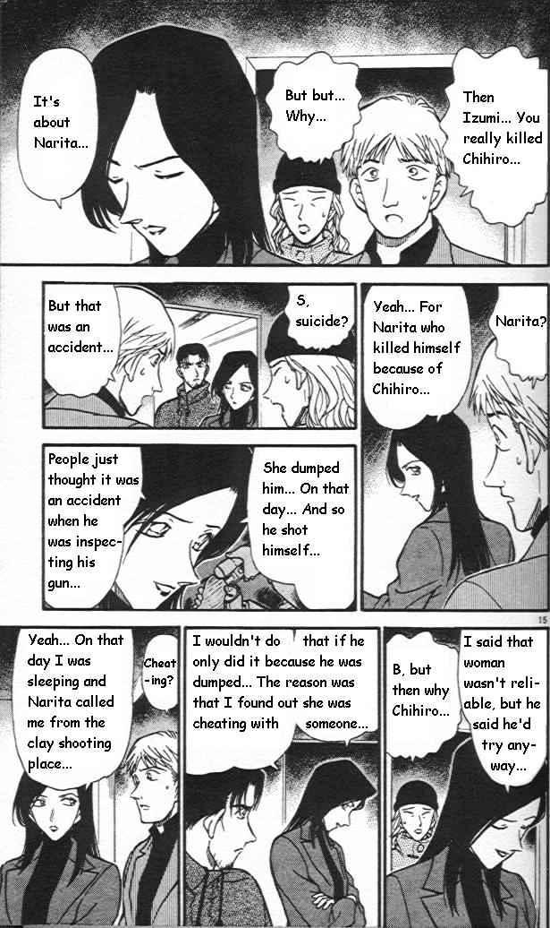 Detective Conan Chapter 245  Online Free Manga Read Image 15