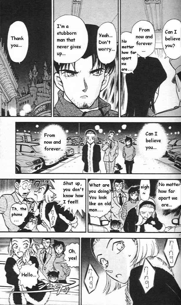 Detective Conan Chapter 245  Online Free Manga Read Image 17