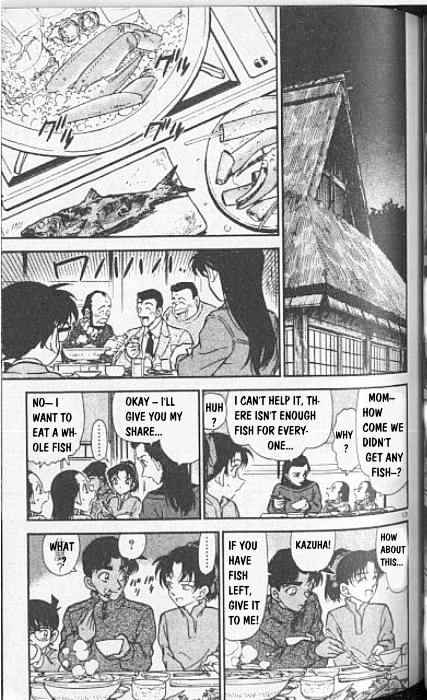 Detective Conan Chapter 246  Online Free Manga Read Image 13