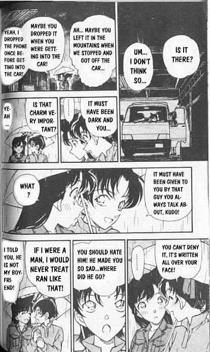Detective Conan Chapter 247  Online Free Manga Read Image 14