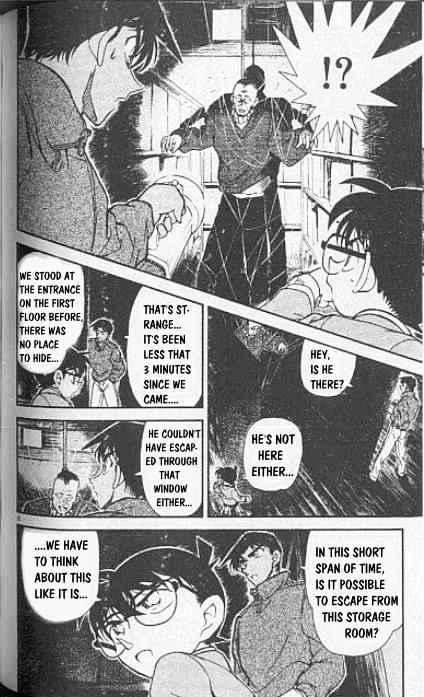 Detective Conan Chapter 249  Online Free Manga Read Image 6