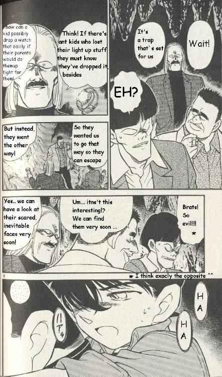 Detective Conan Chapter 252  Online Free Manga Read Image 8