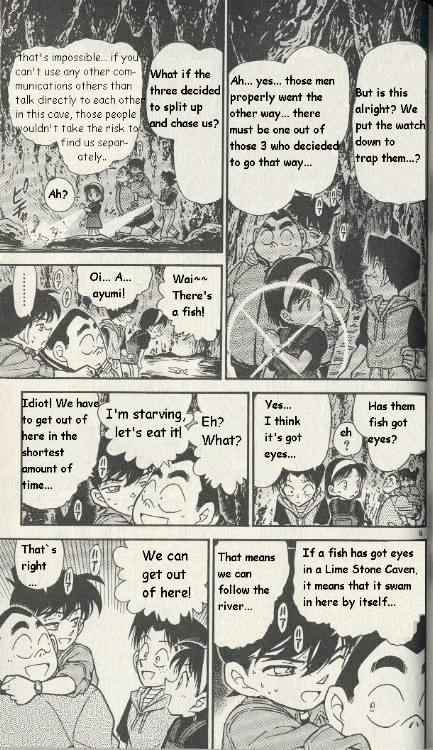 Detective Conan Chapter 252  Online Free Manga Read Image 9