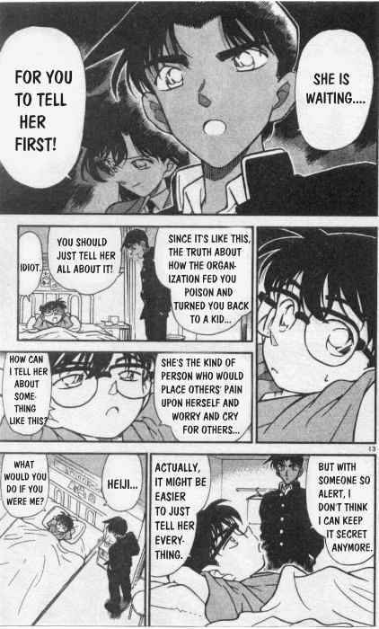 Detective Conan Chapter 254  Online Free Manga Read Image 13