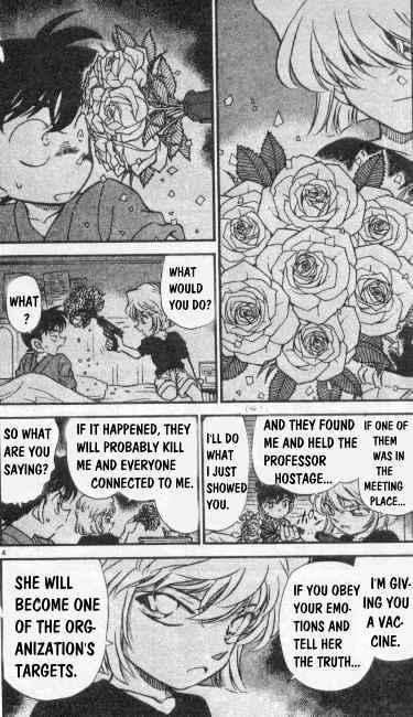 Detective Conan Chapter 255  Online Free Manga Read Image 4