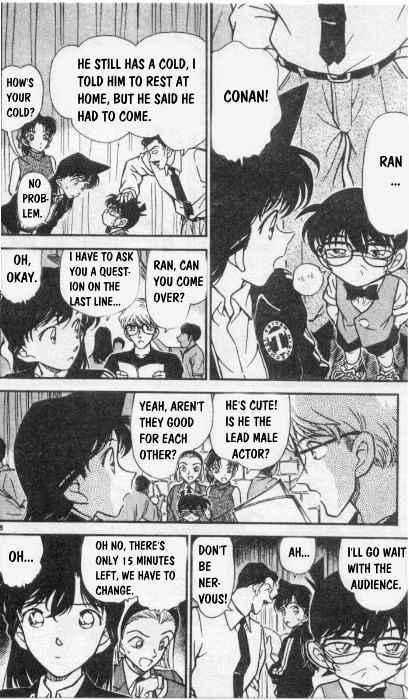 Detective Conan Chapter 255  Online Free Manga Read Image 8