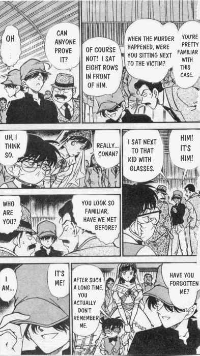 Detective Conan Chapter 256  Online Free Manga Read Image 5