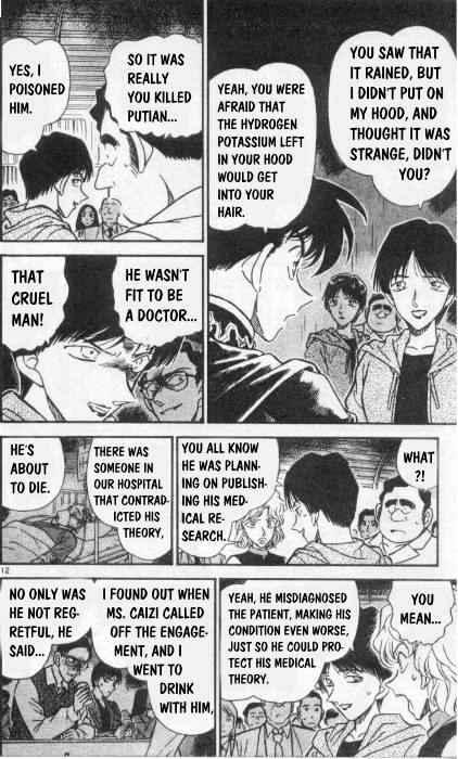 Detective Conan Chapter 257  Online Free Manga Read Image 12