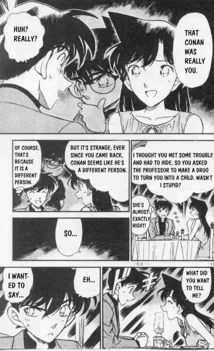 Detective Conan Chapter 258  Online Free Manga Read Image 11