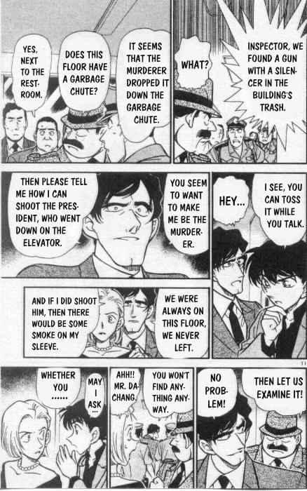Detective Conan Chapter 259  Online Free Manga Read Image 11