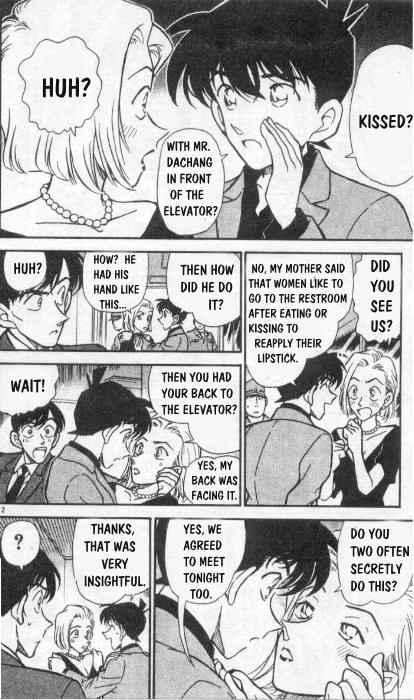 Detective Conan Chapter 259  Online Free Manga Read Image 12