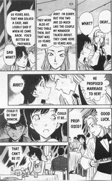 Detective Conan Chapter 259  Online Free Manga Read Image 9