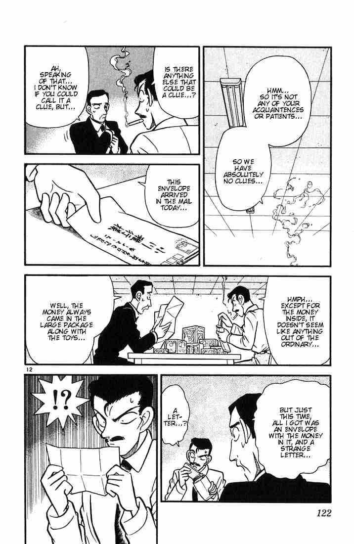 Detective Conan Chapter 26  Online Free Manga Read Image 12