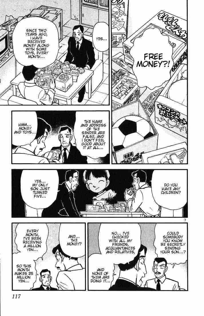 Detective Conan Chapter 26  Online Free Manga Read Image 7