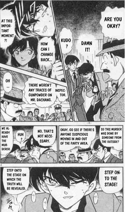 Detective Conan Chapter 260  Online Free Manga Read Image 2