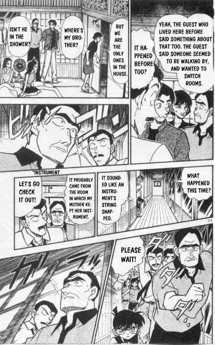 Detective Conan Chapter 261  Online Free Manga Read Image 17