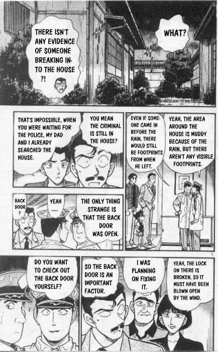 Detective Conan Chapter 262  Online Free Manga Read Image 7