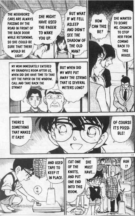 Detective Conan Chapter 263  Online Free Manga Read Image 13