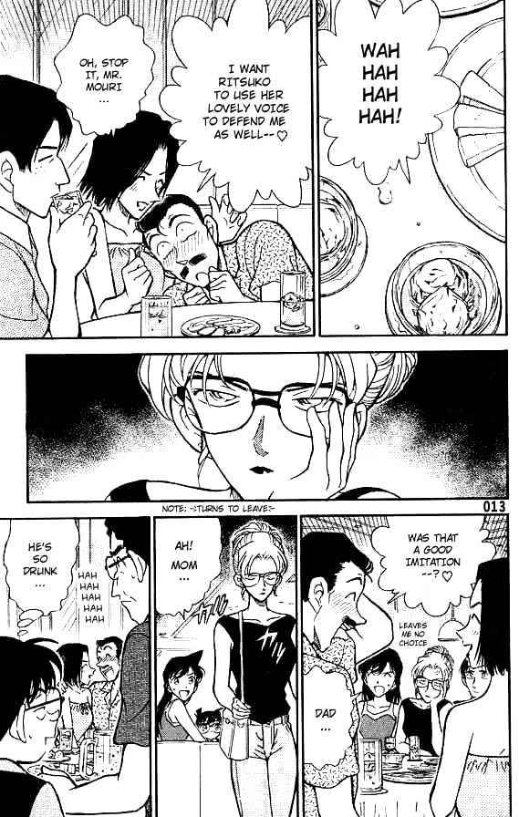 Detective Conan Chapter 264  Online Free Manga Read Image 11