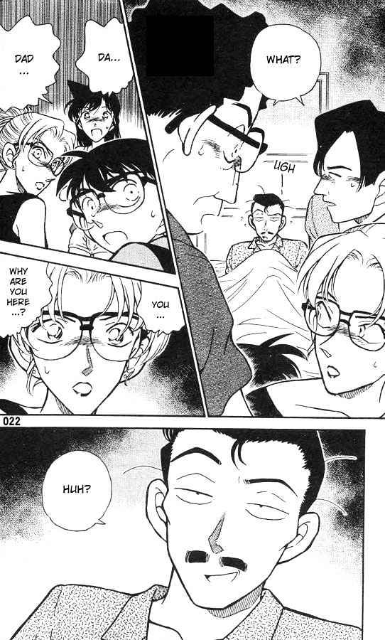 Detective Conan Chapter 264  Online Free Manga Read Image 20