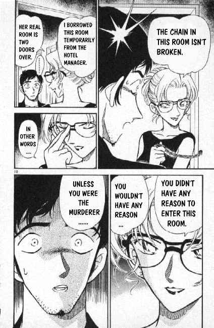 Detective Conan Chapter 266  Online Free Manga Read Image 10