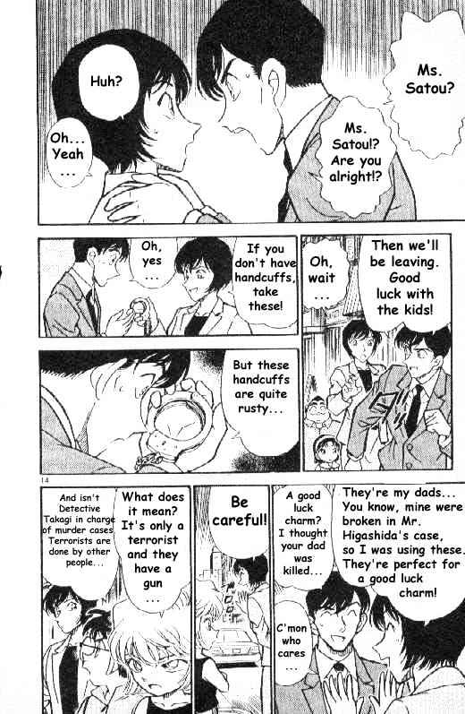 Detective Conan Chapter 267  Online Free Manga Read Image 14