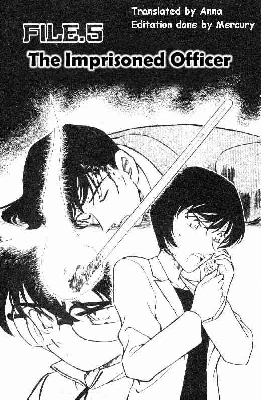 Detective Conan Chapter 268  Online Free Manga Read Image 1