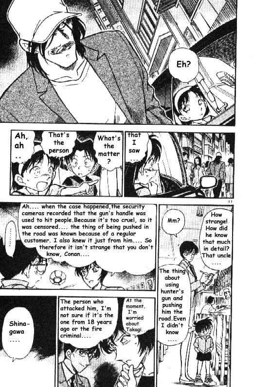 Detective Conan Chapter 268  Online Free Manga Read Image 11