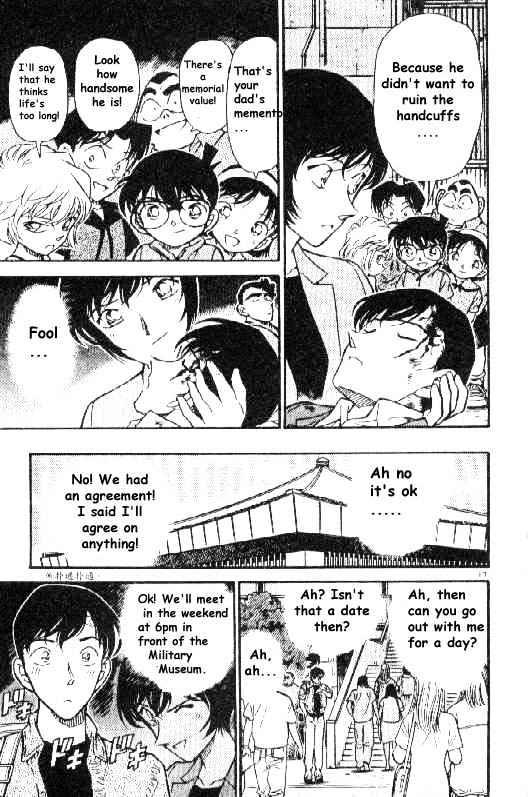 Detective Conan Chapter 269  Online Free Manga Read Image 17