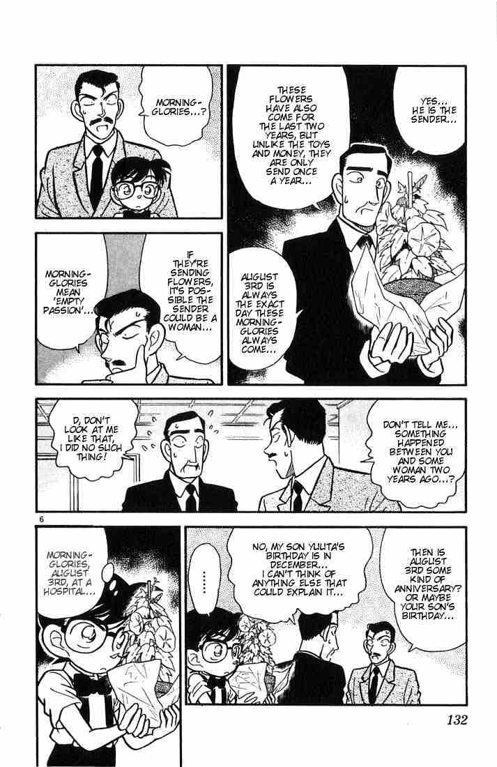 Detective Conan Chapter 27  Online Free Manga Read Image 6