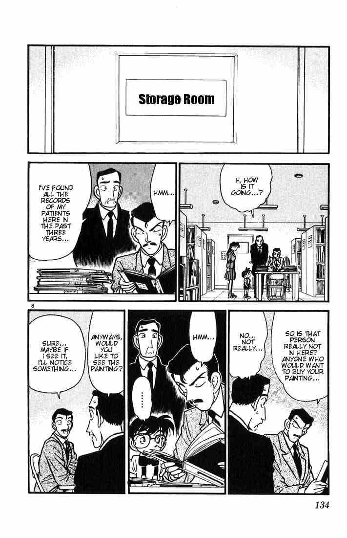 Detective Conan Chapter 27  Online Free Manga Read Image 8