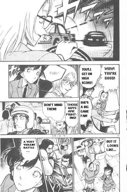 Detective Conan Chapter 270  Online Free Manga Read Image 15