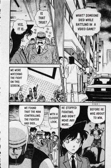 Detective Conan Chapter 271  Online Free Manga Read Image 2