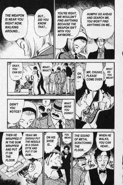 Detective Conan Chapter 272  Online Free Manga Read Image 11
