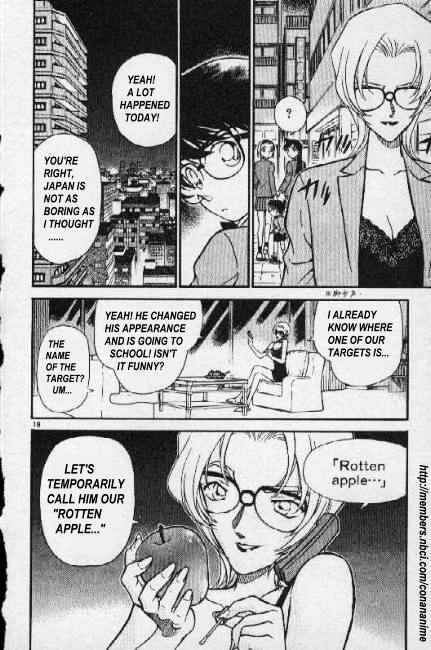 Detective Conan Chapter 272  Online Free Manga Read Image 18