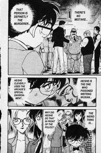 Detective Conan Chapter 272  Online Free Manga Read Image 2